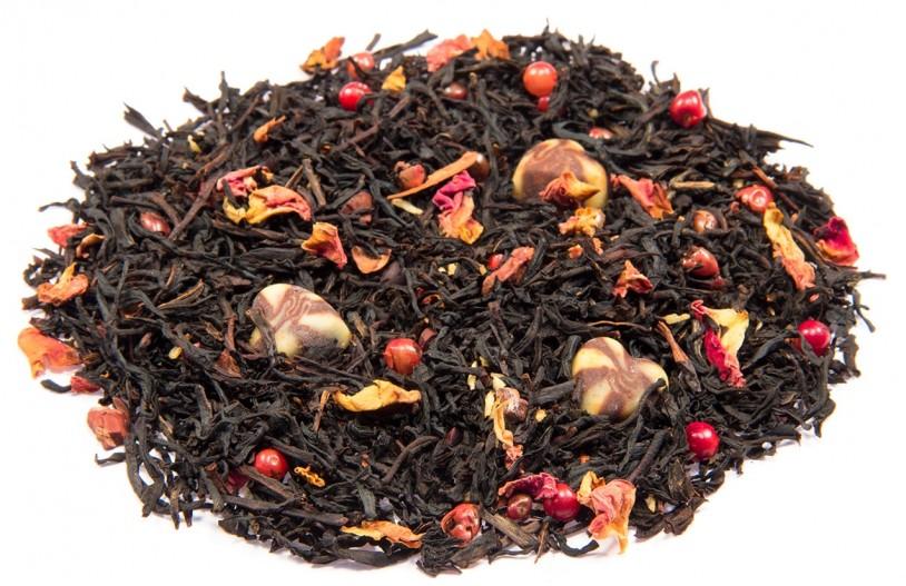 Sternenstaub (Schwarzer Tee)