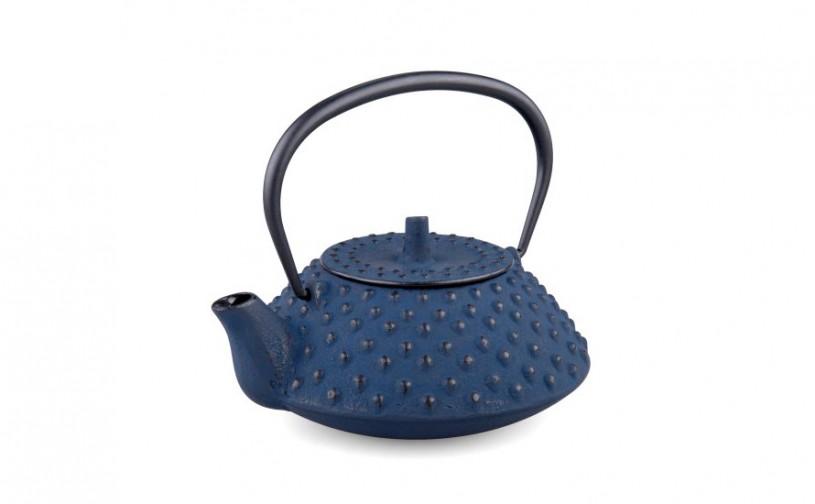MAOCI Gusseisen-Teekanne Seto (nachtblau) 0,6L