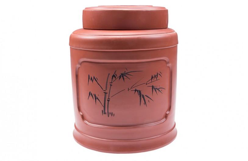 Yixing Teeurne Bambus, Ø13cm