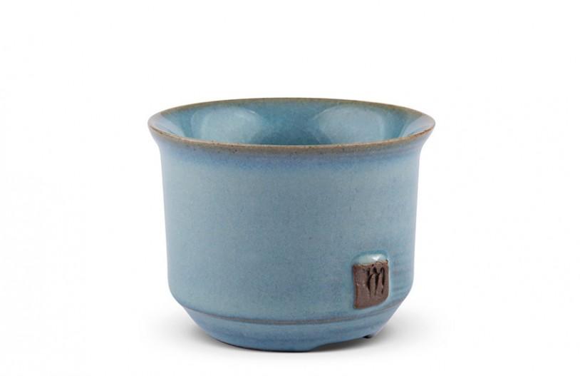 Ton Teacup, hellblau, 100ml von MAOCI