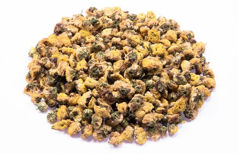 Wilde Gelbe Chrysanthemen - Ju Hua