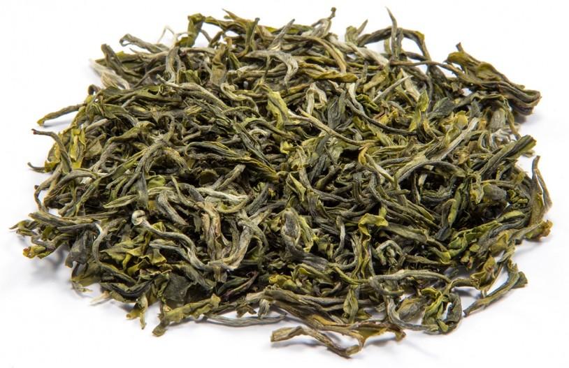 China Yunnan White Leaf Tea
