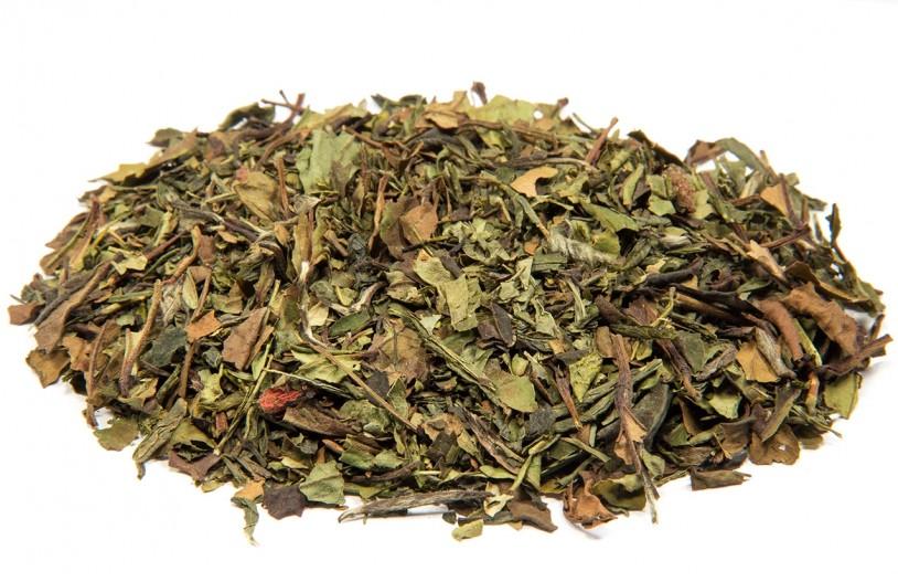 Weisser Tee 'Goji-Cranberry-Granatapfel'