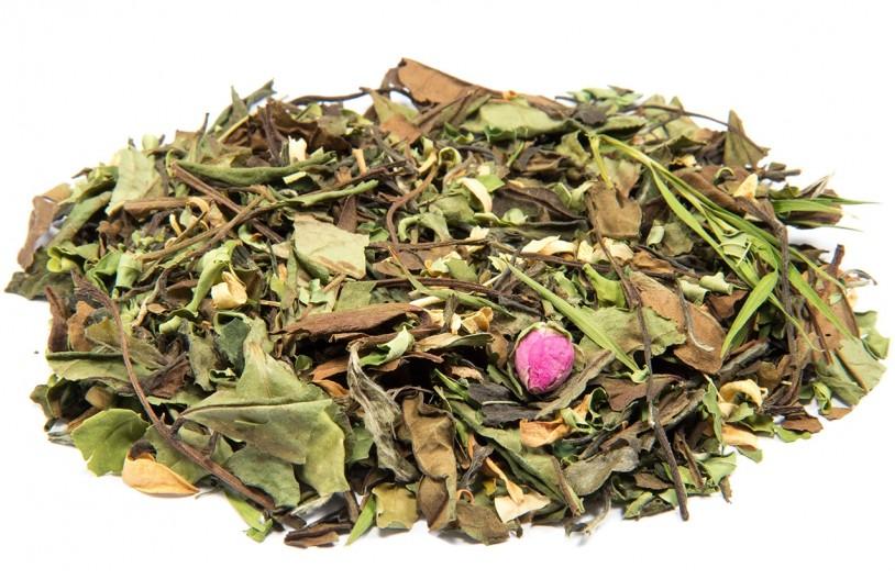 Weißer Tee 'Orangenzauber'