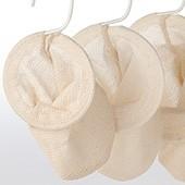 Baumwollfilter, ungebleicht