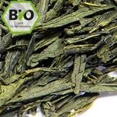Bio Sencha Bergamotte (Grüner Tee)