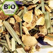 Bio Kräutertee `Lemongrass-Süßholz-Ingwer´