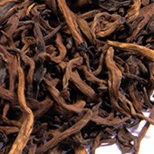 China 'Golden Pu-Erh'