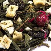Grüner Tee 'Joghurt-Amarena-Kirsch'