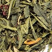 Grüner Tee 'Kirschknusper'