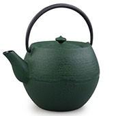 MAOCI Gusseisen-Teekanne Kama 10 (grün) - 1,0L