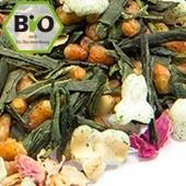 Bio Japanischer Grüntee 'Blütenzauber'