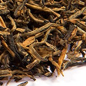 Schwarztee 'Golden Yunnan Mao Feng'