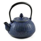MAOCI Gusseisen-Teekanne Chisaka (nachtblau) - 1,5L - Vorschau