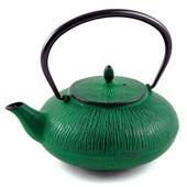 MAOCI Gusseisen-Teekanne Dalian (grün) - 0,75L - Vorschau