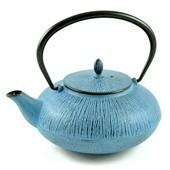 MAOCI Gusseisen-Teekanne Dalian (himmelblau) - 0,75L - Vorschau