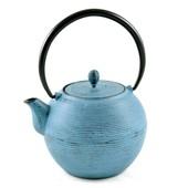 MAOCI Gusseisen-Teekanne Iruma (himmelblau) - 1,0L - Vorschau