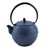 MAOCI Gusseisen-Teekanne Iruma (nachtblau) - 1,0L - Vorschau