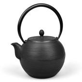 MAOCI Gusseisen-Teekanne Iruma (schwarz) - 1,0L - Vorschau