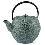 MAOCI Gusseisen-Teekanne Kama (sprayed, mintgrün) - 1,0L - Vorschau