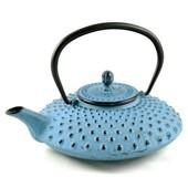MAOCI Gusseisen-Teekanne Kambin (himmelblau) - 0,8L - Vorschau