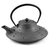 MAOCI Gusseisen-Teekanne Misato (schwarz) - 0,8L - Vorschau
