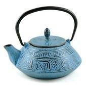MAOCI Gusseisen-Teekanne Nayang (himmelblau) - 1,2L - Vorschau
