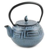 MAOCI Gusseisen-Teekanne Saga (himmelblau) - 0,75L - Vorschau