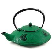MAOCI Gusseisen-Teekanne Saitama (grün) - 1,1L - Vorschau