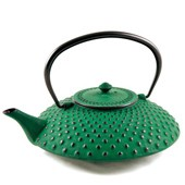 MAOCI Gusseisen-Teekanne Sakuma (grün) - 1,2L - Vorschau
