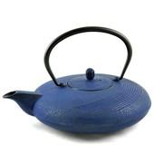 MAOCI Gusseisen-Teekanne Tsuki (nachtblau) - 1,1L - Vorschau