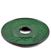 MAOCI Gusseisen Untersetzer Kitami (grün), Ø 17cm - Vorschau