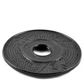 MAOCI Gusseisen Untersetzer Kitami (schwarz), Ø 17cm - Vorschau
