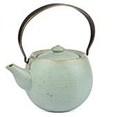 MAOCI Keramik Teekanne pastellgrün, ca. 380ml