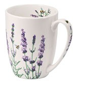 Porzellan Fine Bone China Becher 'La Vendel', 440ml