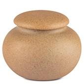 Porzellan Teedose rot gemustert, 210ml