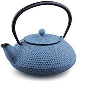 Teekanne Gusseisen Arare 1,0L (himmelblau)