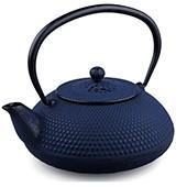 Teekanne Gusseisen Arare 1,0L (nachtblau)