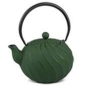 MAOCI Gusseisen-Teekanne Kiyoko (grün) - 1,0L