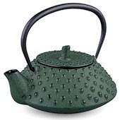 Gusseisen-Teekanne Seto (grün) 0,6L