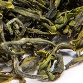 China Yunnan White Leaf Tea