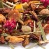 Früchtetee 'Persimone Pfirsich', säurearm
