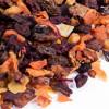 Früchtetee 'Pflaume Marzipan'