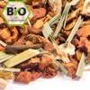 Bio Früchtetee 'Orange Ingwer', säurearm