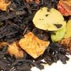 Schwarztee 'Mandarinen-Lebkuchen-Parfait'